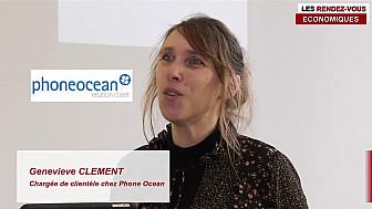 Les Rendez-vous Économiques ODYSSEO Genevieve Clément  #redon #réseaux #entrepreneurs #phoneocéan