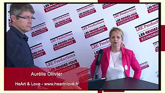 Aurélie Ollivier / Le développement Personnel du Dirigeant #lesrendezvouseconomiques