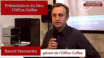 Les rendez-vous Économiques Smartrezo :  Benoit Yakovenko #OfficeCoffee