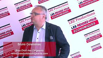 Bruno Colaisseau #Brasdroitdesdirigeants #lesrendezvouseconomiques #ledeveloppementpersonneldudirigeant
