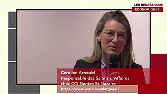Les Rendez-vous Économiques TV Locale/Smartrezo  Caroline Arnould  #entreprendre #médiation #ressourceshumaines