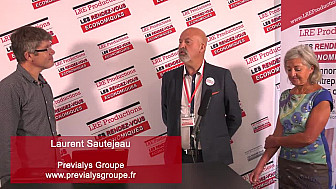 Laurent Sautejeau - Groupe Previalys -
