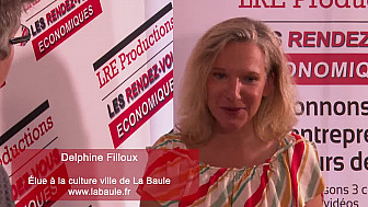 Rencontre avec une élue : Delphine Filloux - Élue à la Culture à La Baule