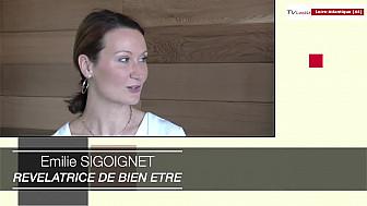 Les Rendez-vous Économiques Émilie Sigoignet - REVELATRICE DE BIEN ETRE en entreprise
