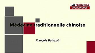 François Boisclair - Docteur en Médecine Traditionnelle Chinoise - #interview