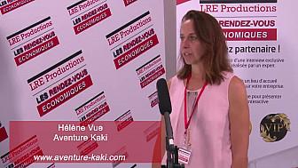 Hélène Vue / Aventure Kaki