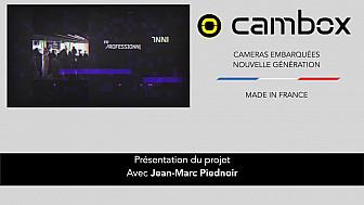 Jean-Marc Piednoir : Cambox Vision