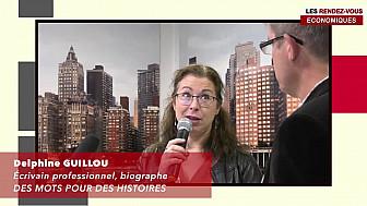 Les Rendez-vous Économiques Smartrezo 29/11 Delphine Guillou #interview #dématérialisation