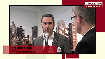 Les Rendez-vous Économiques Smartrezo 29/11 Frédéric Frouin #interview #dématérialisation