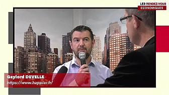 Les Rendez-vous Économiques Smartrezo 29/11 Gaylord Develle #interview #dématérialisation