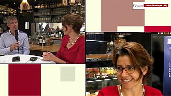 Les Rendez-vous Économiques Smartrezo :  Maryline André-Dutel : Les ateliers de La Maison Qui Switche @interview