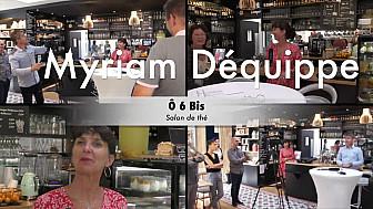 Les Rendez-vous Économiques Smartrezo :  Myriam Déquippe Ô 6 Bis @interview
