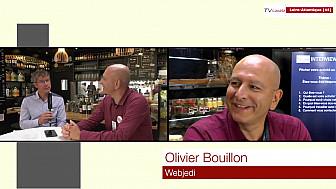 Les Rendez-vous Économiques Smartrezo :  Olivier Bouillon Webjedi Expert digital @interview