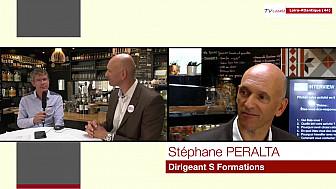 Les Rendez-vous Économiques Smartrezo : Stéphane PERALTA Dirigeant S Formations @interview