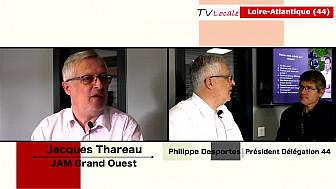 Les Rendez-Vous Économiques : Jacques Thareau JAM Grand Ouest @entreprise @économie