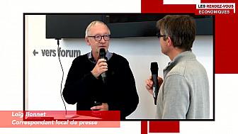 Les Rendez-vous Économiques MEDIACAMPUS Loïg Bonnet #nantes #médias #entrepreneurs #journaliste
