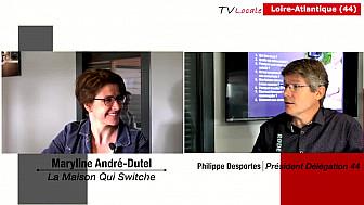 Les Rendez-Vous Économiques : Maryline André-Dutel / La Maison Qui Switche