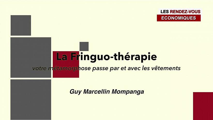 Guy Marcellin Mompanga - La fringuo-Thérapie #Inerview